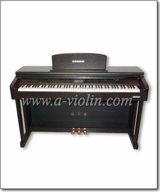 Pantalla LCD 88 teclas Piano digital / Piano vertical / Piano electrónico (DP601)