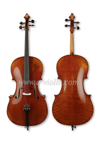 4/4 Profesional Cello Mixto Mano Barniz Antiguo (CH800E)