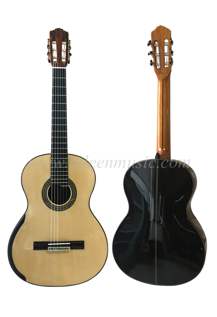 OEM China Factory Wholesale Nomex Series 39 pulgadas guitarra clásica (AA1200S)