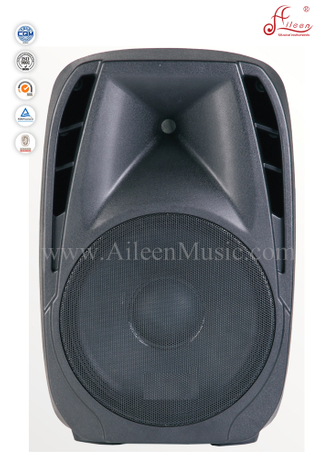 15 pulgadas 180W EQ Woofer Active Plastic Cabinet Speaker (PS-1518APR)